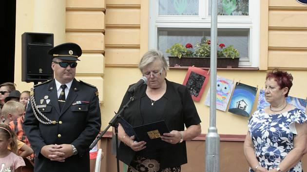 Z 228 přihlášených obcí se právě Cítov dostal do finále a po pěti letech soutěžení získal jedno z nejvyšších ocenění.