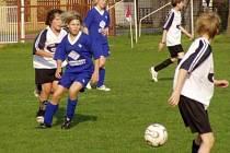 Zatímco dosud se dívky mohly měřit převážně jen s chlapci z regionu, od podzimu dostanou v FC Beck možnost hrát proti vrstevnicím z celé země.