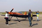 Den zaměstnanců Aero Vodochody.