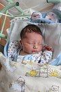 VOJTĚCH TOMAN rodičům se Zuzaně a Jakubovi Tomanovým z Prahy narodil 3. dubna 2018 v mělnické porodnici, měřil 50 cm a vážil 3,34 kg.