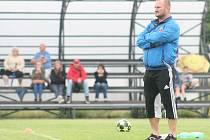 Dalibor Dobiáš povede mužstvo FK Kralupy 1901 také do nadcházející sezony okresního přeboru.