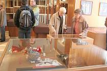 Vernisáž výstavy Opičí král - Expo 2010 v Neratovicích.
