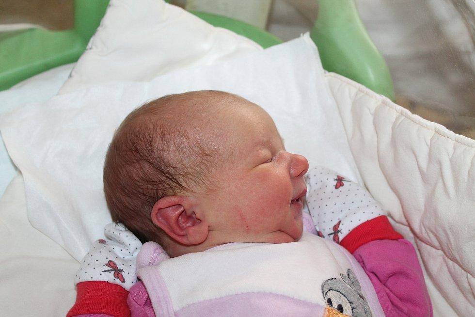 Anežka Bílá, Obříství. Narodila se 15. 5. 2019, po porodu vážila 3560 g a měřila 50 cm. Rodiče jsou Lukáš a Hana Bílí.