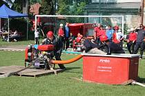Poslední okresní kolo hasičské soutěže Plamen se odehrálo v Úžicích.