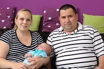 Zuzana a Andriy Bakajovi si už víc než dva měsíce užívají rodičovských radostí. A také starostí, ale těch mají naštěstí málo. Jejich syn Zachariáš je totiž hodné dítě.