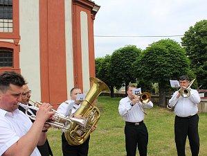 Svatodušní pouť v Liběchově se vydařila