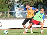 Neratovičtí fotbalisté za sebou mají první trénink v nové sezoně.