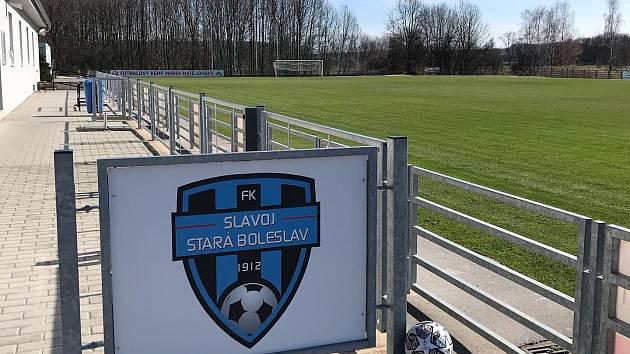 Fotbalisté Slavoje Stará Boleslav zrekonstruovali své zázemí, jeho chloubou je především nová klubovna.