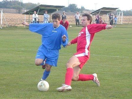 ilustrační foto - FK Vysoká - FK Neratovice/Byškovice.