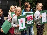 Výstava Čtvero ročních období byla zahájena už v úterý ve vstupních prostorech Regionálního muzea Mělník.