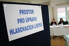 Volby na Mělnicku.