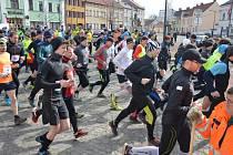 Borecký půlmaraton.