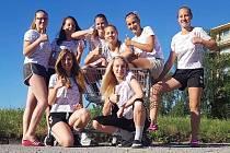 Mladé házenkářky Mělníka vybojovaly na turnaji v Košících druhé místo.