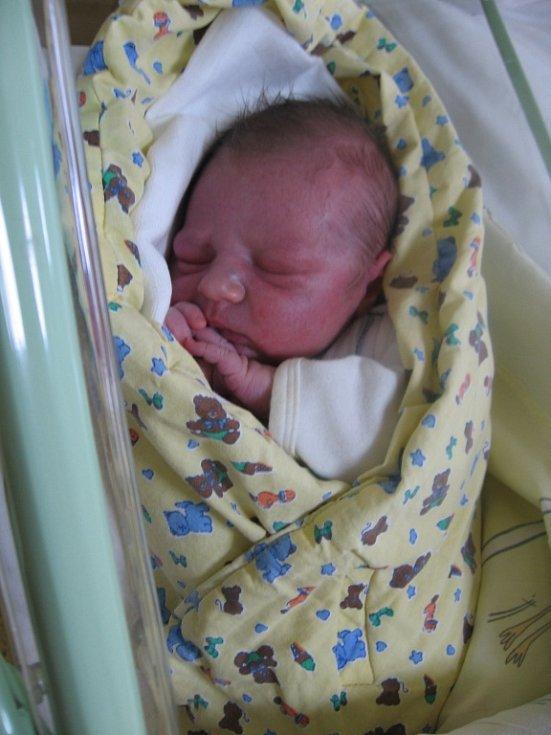 Eliáš Janík se rodičům Denise Bunešové a Martinu Janíkovi z Hostína u Byšic narodil v mělnické porodnici 22. ledna 2015, vážil 3,58 kg a měřil 51 cm.
