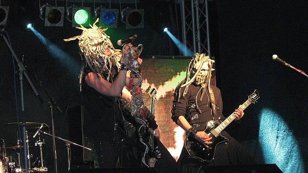Night Metal Fest ve Mšeně.