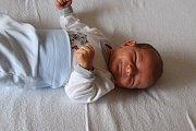 Ondřej Grof se rodičům Michaele a Pavlovi z Neratovic narodil 16. října v mělnické porodnici, vážil 3,65 kilogramu a měřil 52 centimetrů. Doma se na něj těší 2,5letý Toník.