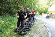 Čtvrtek byl pro policisty z celého kraje, ale i z celého Česka, prověrkou jejich fyzické zdatnosti a psychické odolnosti.