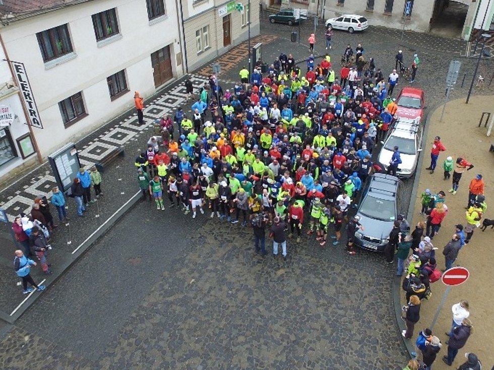 Borecký půlmaraton 2017