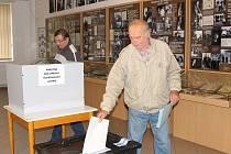 Komunální volby v roce 2018 v Kralupech.