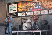 Bluesový festival Taste of Italy