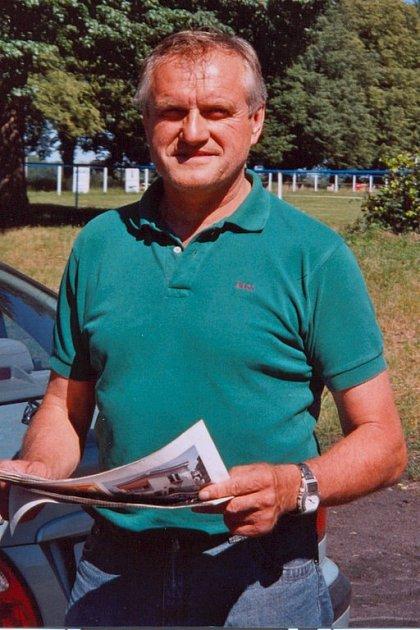 Trenér Záryb František Vítů