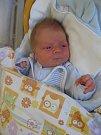 Martin Veselý se rodičům Bohumile a Martinovi z Mšena narodil v mělnické porodnici 25. března 2017, vážil 3,80 kg a měřil 50 cm. Na brášku se těší 21měsíční Julie.
