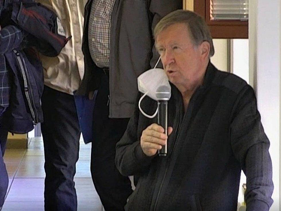 Lobbista Jan Šnajdr.