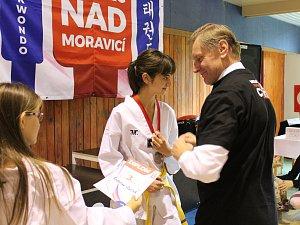Hansoo přivezlo z Moravy devět medailí