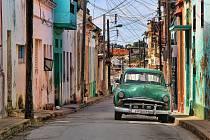 Kuba - ilustrační