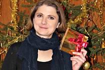 Adriana Rohde Kabele slaví Vánoce na česko-polský způsob.