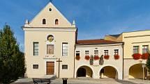 Mělnické Regionální muzeum.