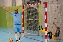 1. Futsal liga, 5. kolo: SK Olympik Mělník - FC Rapid Ústí n. L. (8:3, 1. října 2021)