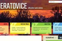 Neratovice mají třetí nejlepší webové stránky v kraji