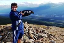 Petr Jurčovský v Kanadě