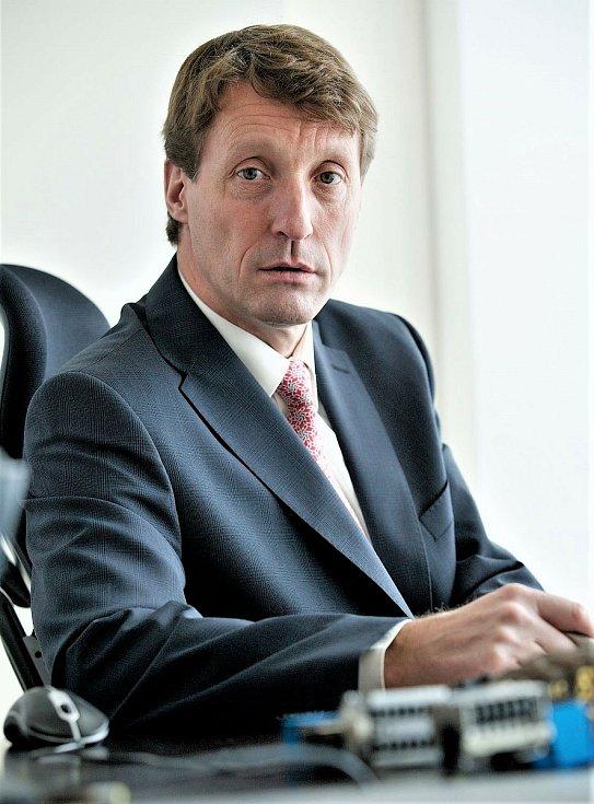 Ombudsman ČEZ Josef Sedlák.