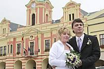 Novomanželé Jitka a Pavel Daňkovi si řekli své ano v den s magickým datem.