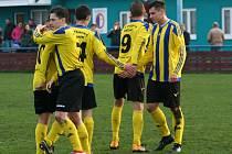 Pšovka na domácí půdě porazila Český Brod 3:0.