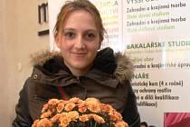 Eliška Bejčková by chtěla navrhovat zahrady.