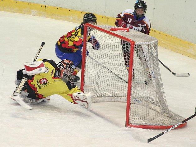 Hokejisté mělnického Junioru zažili na všech frontách černý víkend.