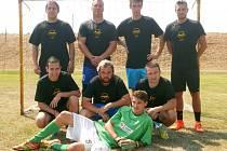 DOMÁCÍ Kýbl tým obsadil v pátém ročníku turnaje nesoucího stejné jméno páté místo.