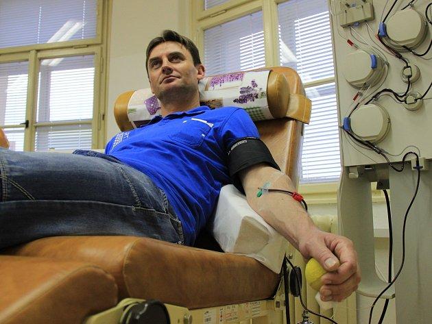 Dárců krve jsou na Žďársku tisíce. Více je mužů než žen.