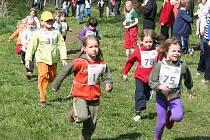 Běh veltruským parkem 2010.
