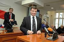 Hejtman David Rath chce odvolat svého předchůdce ze zastupitelstva.