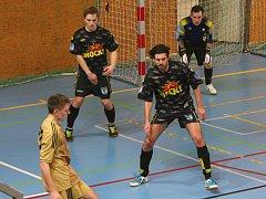 VIVA Příbram - AFC Kralupy; 17. kolo krajského přeboru; 14. února 2015