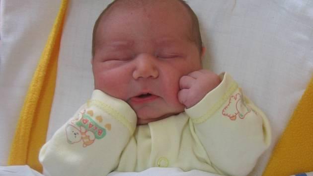 Lukáš Dekastello se rodičům Soně a Martinovi z Veltrus narodil v mělnické porodnici 23. července 2013, vážil 4,35 kg a měřil 51 cm. Na brášku se těší 2letý David.