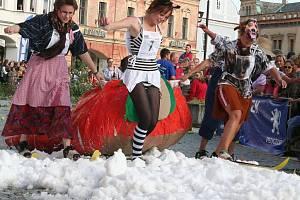 Mělnická jizerská padesátka 2010.