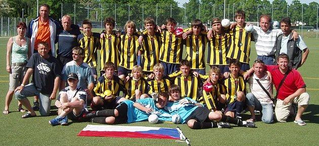 Starší žáci FK Neratovice/Byškovice