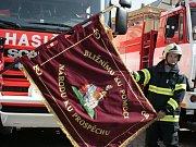 Vehlovičtí hasiči dostali novou cisternu
