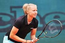 Tenistka Martina Borecká