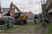 Kralupští policisté vyšetřovali případ nálezu podezřelého předmětu